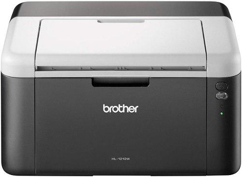 Impresora láser brother hl-1212w inalambrica