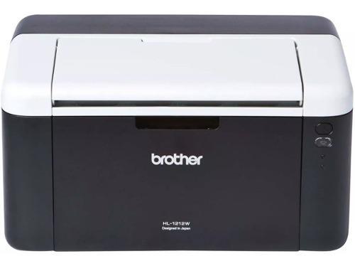 Impresora láser brother hl-1212w inalambrica 21 ppm