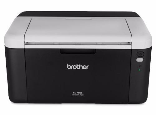 Impresora láser monocromática, brother (hl-1202)