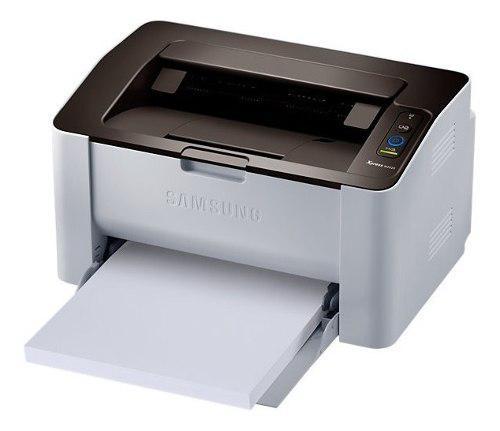 Impresora láser samsung monocromática usb sl-m2020 21ppm