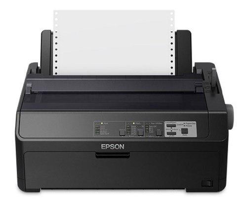 Impresora matriz de punto epson fx-890 9 agujas paralelo usb