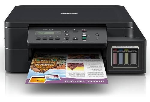 Impresora multi. brother dcp-t510w tinta continua wifi