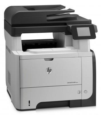 Impresora multifunción hp laserjet pro m521dn a8p79a