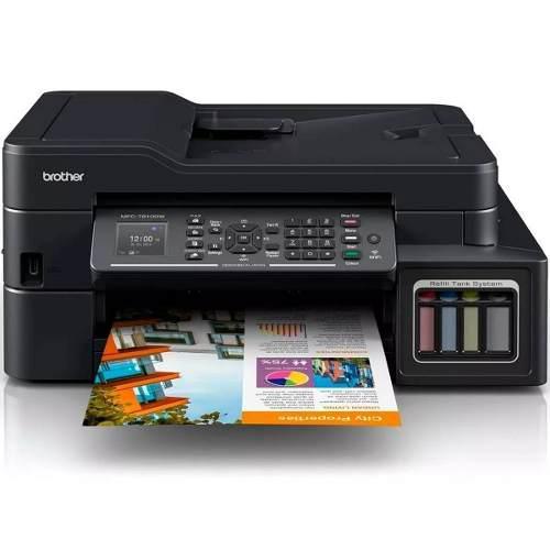 Impresora multifuncional brother mfc-t910dw tinta continua