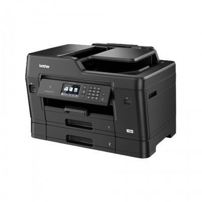 Impresora multifuncional brother mfcj6930dw - inyección