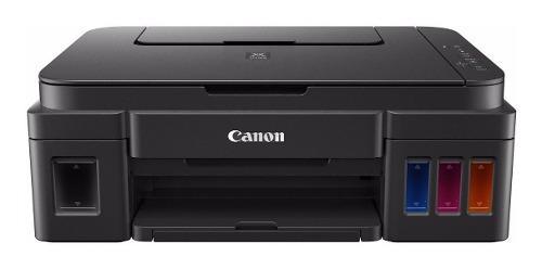 Impresora multifuncional canon g2100 pixma tinta continua
