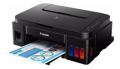 Impresora multifuncional canon g3100 pixma tinta continua