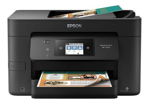 Impresora multifuncional epson workforce pro wf-3720