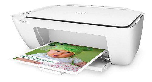 Impresora multifuncional hp deskjet 2134 scanner copiadora
