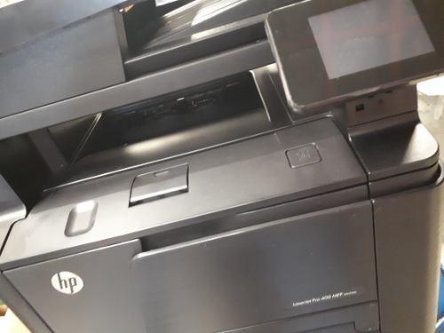 Impresora multifuncional hp laserjet m425mfp s/toner