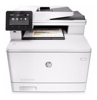 Impresora multifuncional hp laserjet pro m477fnw