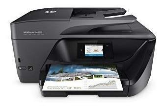 Impresora multifuncional hp officejet 6970 (sin cartuchos)