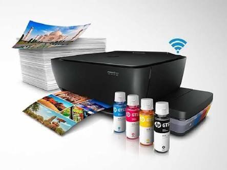 Impresora multifuncional hpdeskjet gt 5820
