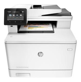 Impresora multifuncional laserjet pro m477fdw hp cf379a