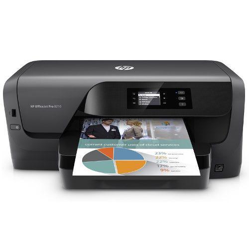 Impresora Officejet Pro 8210 Hp D9l63a Hp Imphpi1670