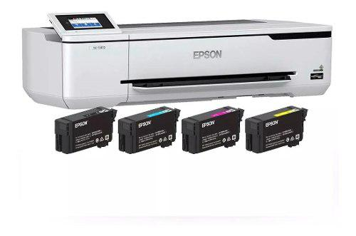 Impresora plotter inalámbrica epson 24 t3170 wifi red