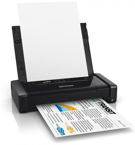 Impresora portátil epson workforce wf-100 inalambrica wifi