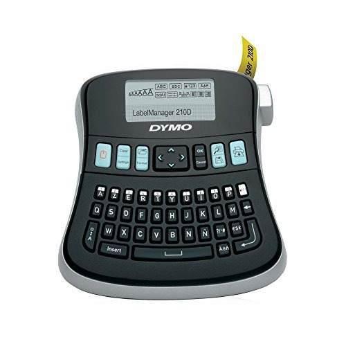 Impresora portátil uso etiquetado sencillo marca dymo