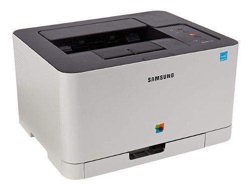 Impresora samsung laser color xpress c430w wifi usb nfc