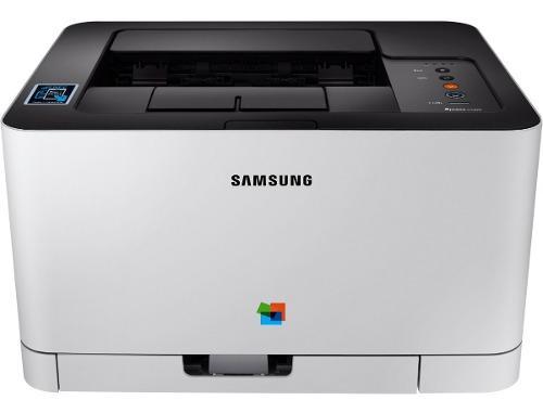 Impresora samsung xpress sl-c430w láser a color wifi usb