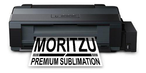 Impresora sublimacion tabloide, tinta premium, moritzu