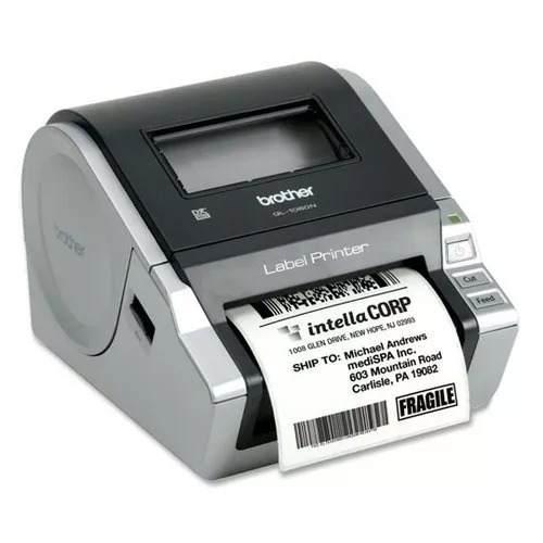 Impresora termica brother ql1060n etiquetas etiquetadora
