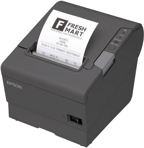 Impresora termica epson tmt88v usb uso rudo usada ramate