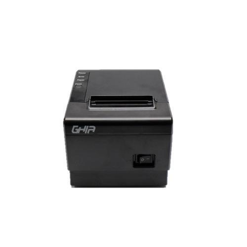Impresora termica tickets 58 mm negra usb pr-2034 ghia