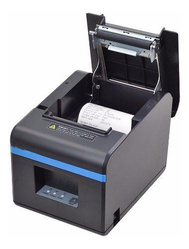 Impresora tickets termica 80mm corte automatico usb nueva