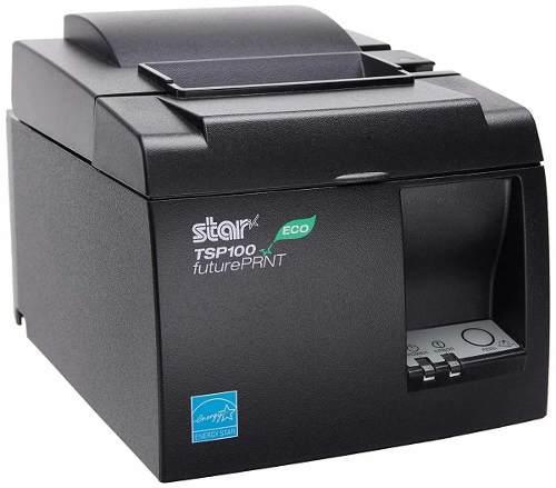Impresora tickets térmica star tsp143 usb usada al 100%