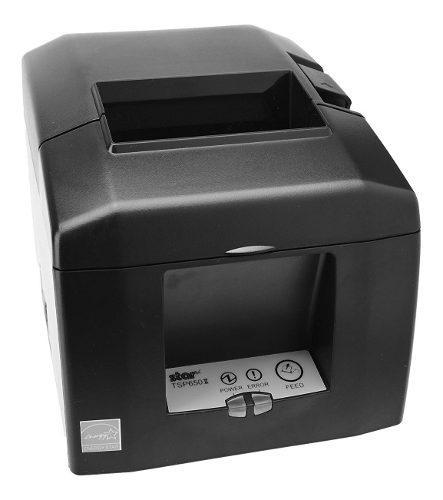 Impresora térmica star tsp650