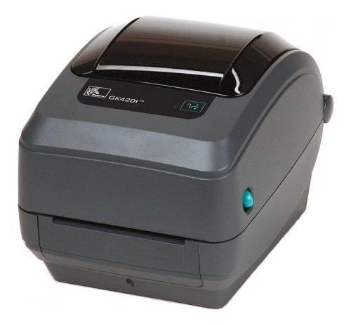 Impresora zebra gk420t impresora termica de etiquetas