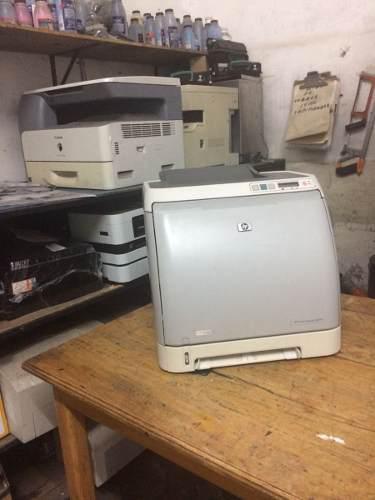 Impresoras hp color laserjet 2605dn