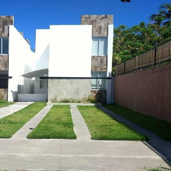 Moderna casa en venta - san pablo,colima
