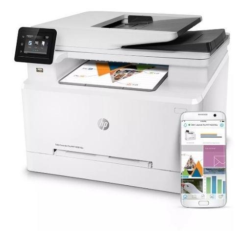 Msi impresora hp multifuncional escaner copiadora fax wifi
