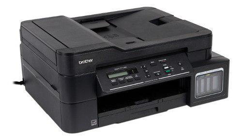 Multifuncional brother dcp-t710w impresora de inyección a