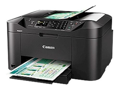 Multifuncional canon mb2110 con wifi con sistema de tinta