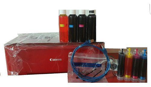 Multifuncional canon mg3610 sistema tinta continua