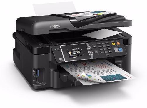 Multifuncional epson l1455 ecotank tabloide tinta continua