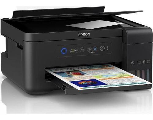 Multifuncional epson l4150 wifi ecotank sistema de tinta