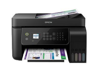 Multifuncional epson l5190 wifi, escáner y fax