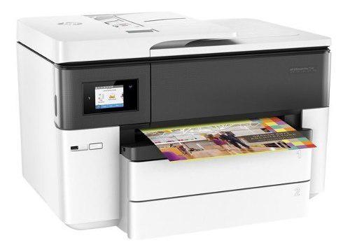 Multifuncional hp 7740 escaner doble carta, wifi tabloide