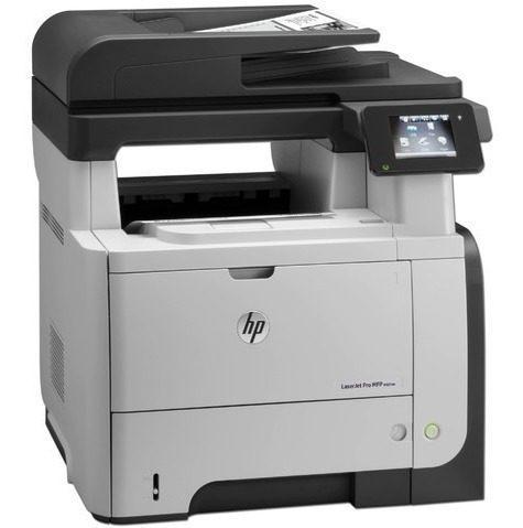 Multifuncional hp laserjet pro m521dn, impresora láser
