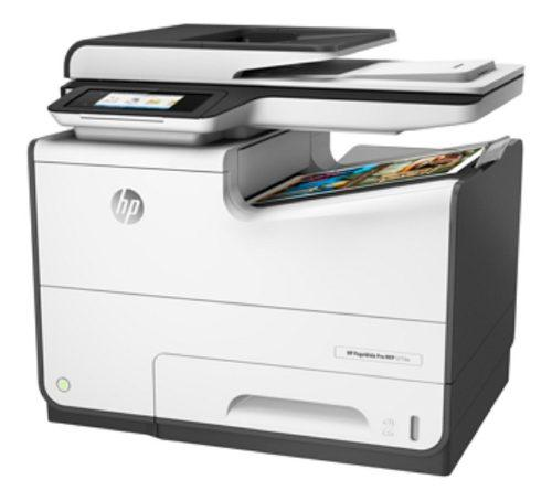 Multifuncional hp officejet pro page wide 477 con ciss