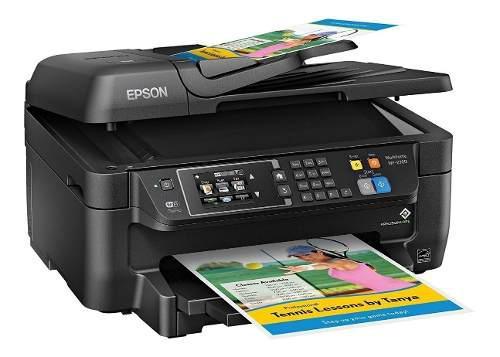 Multifuncional impresora epson wf2760 wf 2760 duplex wifi