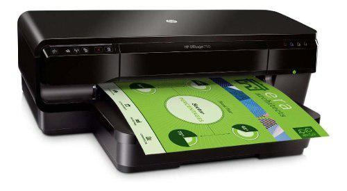Nueva impresora hp officejet 7110, doble carta, wifi, red