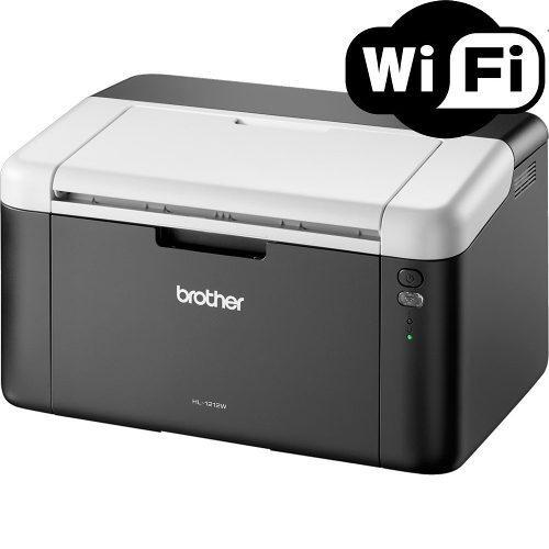 Nueva impresora laser brother hl1212w blanco/negro wifi