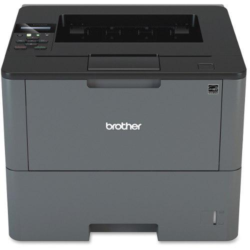 Nueva impresora laser brother hll6200dw duplex, wifi, 48ppm