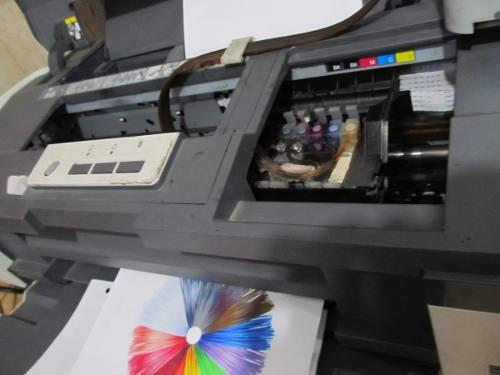 Oferta impresora epson stylus t1110 tabloide sistema tinta