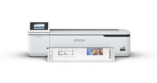 Plotter epson surecolor t3170 24 pulgadas wifi red
